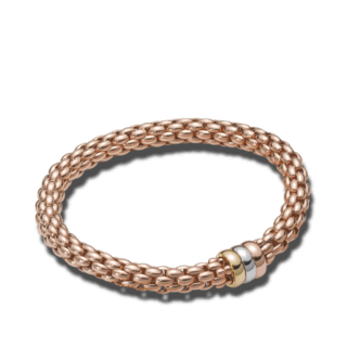 Fope Armband Flex'it Niue Roségold 416BS_RG