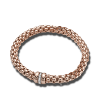 Fope Armband Flex'it Niue Roségold 417B-BBRS_RG