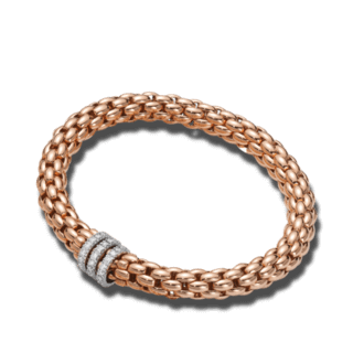 Fope Armband Flex'it Niue Roségold 418B-BBRS_RG