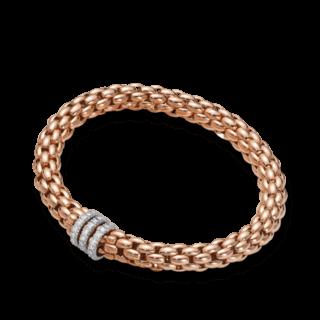 Fope Armband Flex'it Niue Roségold 418B-BBRXS_RG