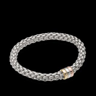 Fope Armband Flex'it Niue Weißgold 416BL_WG