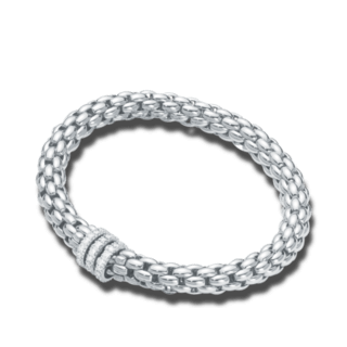 Fope Armband Flex'it Niue Weißgold 418B-BBRS_WG