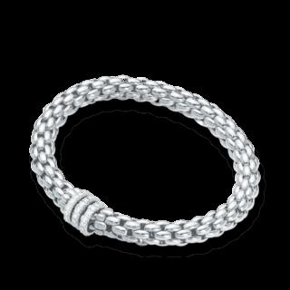 Fope Armband Flex'it Niue Weißgold 418B-BBRXL_WG