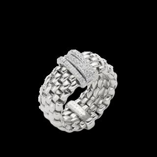 Fope Ring Panorama Flex'it AN587-PAVEM_WG