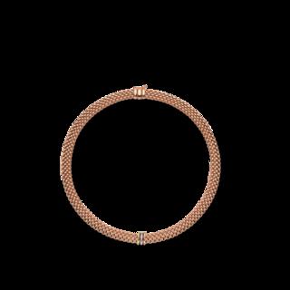 Fope Halskette mit Anhänger Panorama 587C-420_RG
