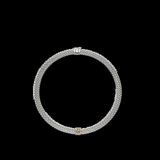 Fope Halskette mit Anhänger Panorama 587C-420_WG
