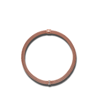 Fope Halskette mit Anhänger Panorama 587C-BBR-420_RG