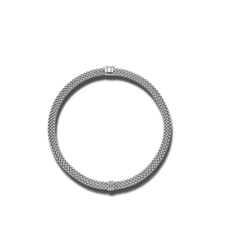 Fope Halskette mit Anhänger Panorama 587C-BBR-420_WG