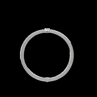 Fope Halskette mit Anhänger Panorama 587C-PAVE-420_WG
