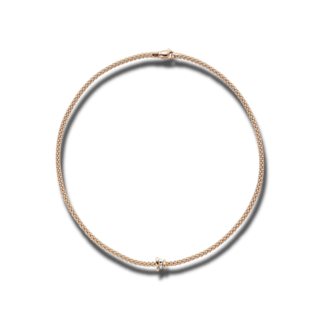 Fope Halskette Flex'it Prima 744C-430_RG