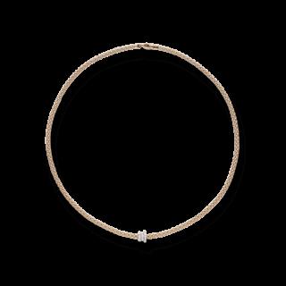 Fope Halskette Flex'it Prima 744C-PAVE-430_RG