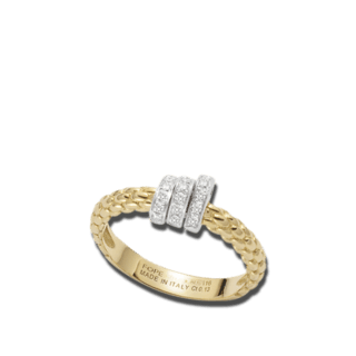 Fope Ring Flex'it Prima AN743-PAVE_GG