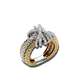 Fope Ring Prima Mialuce AN752-PAVE_GGWG