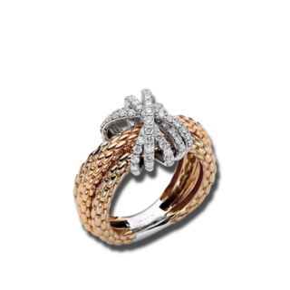 Fope Ring Prima Mialuce AN752-PAVE_RG