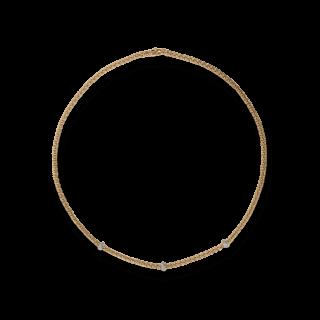 Fope Halskette Loop Roségold 710C-BBR_RG