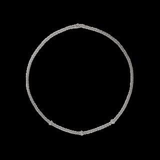 Fope Halskette Loop Weißgold 710C-BBR_WG