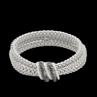 Fope Armband Solo Flex 'it Mialuce 651B-PAVE1S_WG