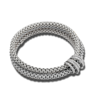 Fope Armband Solo Flex 'it Mialuce 651B-PAVEXS_WG