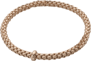 Armband Fope Flex'it Solo aus 750 Roségold Größe M