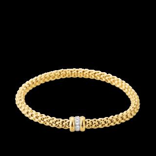 Fope Armband Flex'it Solo Gelbgold 621B-BBRM_GG