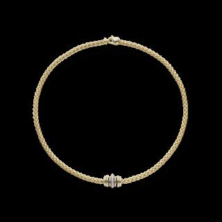 Fope Halskette Flex'it Solo Gelbgold 619C-BBR_GG
