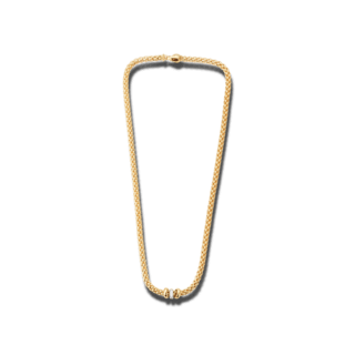 Fope Halskette Flex'it Solo Gelbgold 621C-BBR_GG
