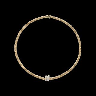 Fope Halskette Flex'it Solo Gelbgold 652C-BBR_GG