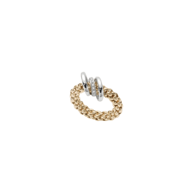 Fope Ring Flex'it Solo Gelbgold AN652-BBRS_GG
