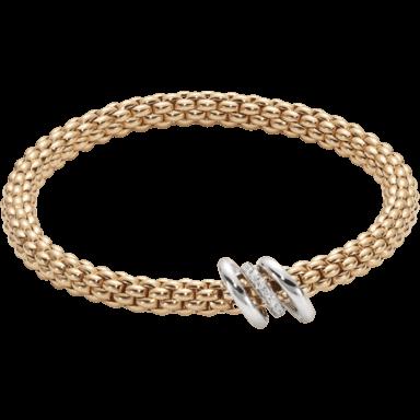 Fope Armband Flex'it Solo Roségold 652B-BBRL_RG