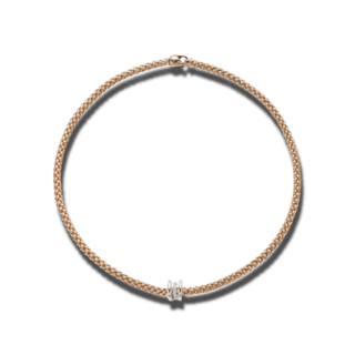 Fope Halskette Flex'it Solo Roségold 652C-BBR_RG