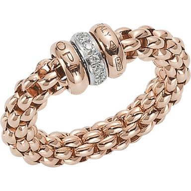 Fope Ring Flex'it Solo Roségold AN626-BBRL_RG