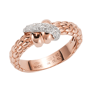 Fope Ring Flex'it Solo Roségold AN636-BBR_RG