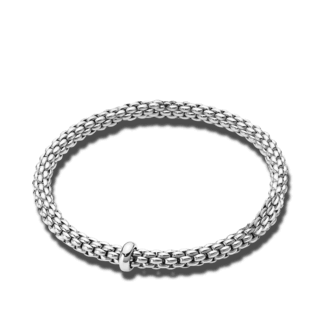 Fope Armband Flex'it Solo Weißgold 620BL_WG
