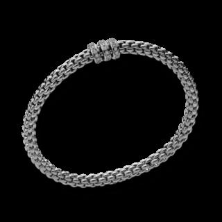 Fope Armband Flex'it Solo Weißgold 623B-BBRM_WG