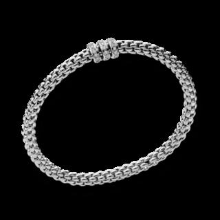 Fope Armband Flex'it Solo Weißgold 623B-BBRS_WG