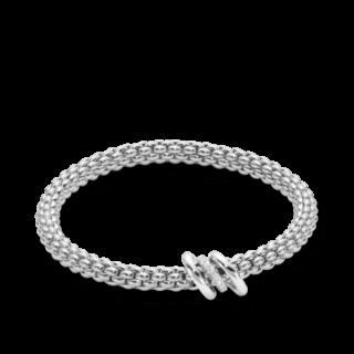 Fope Armband Flex'it Solo Weißgold 652B-BBRM_WG