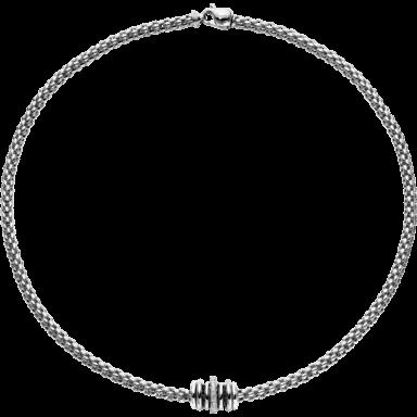Fope Halskette Flex'it Solo Weißgold 619C-BBR_WG