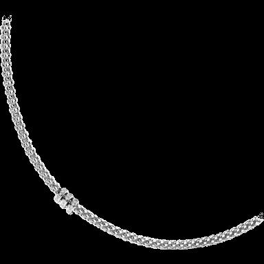 Fope Halskette Flex'it Solo Weißgold 623C-BBR_WG