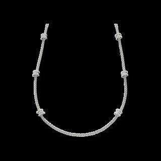 Fope Halskette Flex'it Solo Weißgold 652C-PAVE6-900_WG