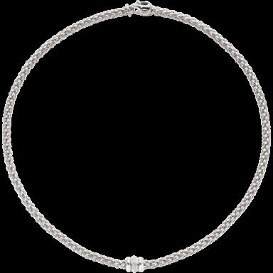 Fope Halskette Flex'it Solo Weißgold 653C-BBR_WG