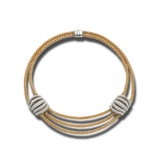 Fope Halskette Solo Mialuce 665C-PAVE_GG