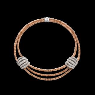 Fope Halskette Solo Mialuce 665C-PAVE_RG