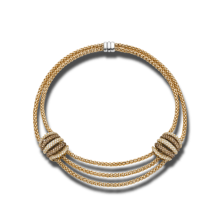 Fope Halskette Solo Mialuce 666C-PAVEW_GG