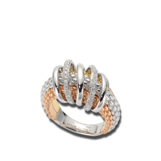 Fope Ring Solo Mialuce AN651-BBR_GGWGRG