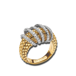 Fope Ring Solo Mialuce AN651-PAVE_GG
