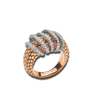 Fope Ring Solo Mialuce AN651-PAVE_RG
