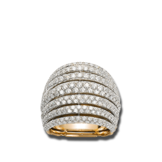 Fope Ring Solo Mialuce AN665-PAVE_GG