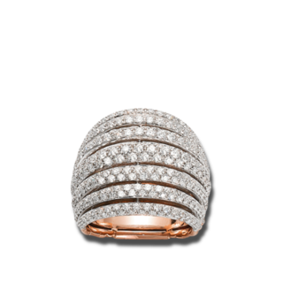 Fope Ring Solo Mialuce AN665-PAVE_RG