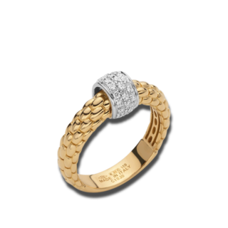 Fope Ring Solo AN635-PAVE_GG