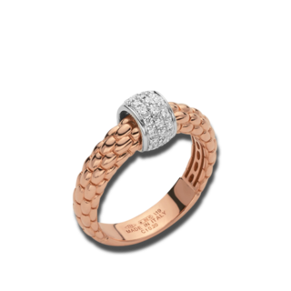 Fope Ring Solo AN635-PAVE_RG